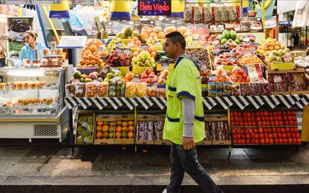 Ventas minoristas de Brasil aumentaron en abril a su ritmo más acelerado desde 2000