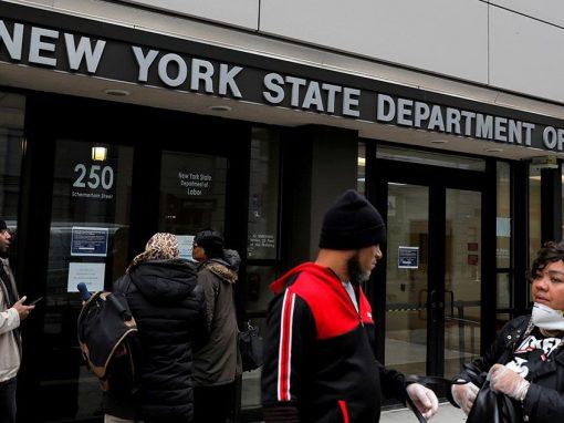 Aumenta la cifra semanal de solicitudes de ayuda por desempleo en EEUU