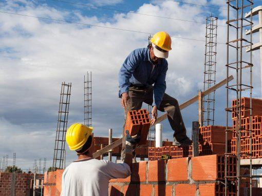 El sector de construcción en Argentina creció en mayo