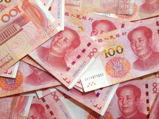 Una encuesta mundial reveló que los bancos centrales planean elevar tenencia de yuanes chinos