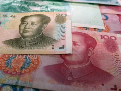 Nuevos créditos bancarios de China se elevan en junio