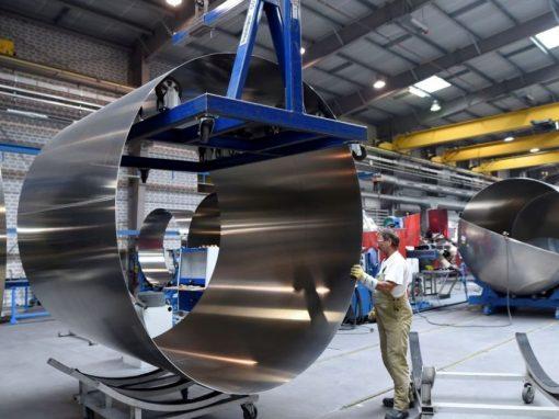 Los pedidos industriales alemanes caen en mayo