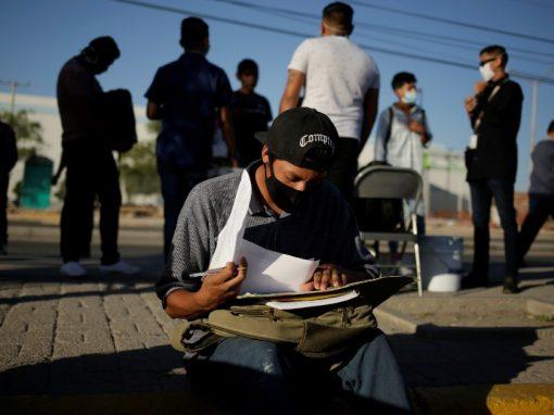 El desempleo en México baja y se ubica cerca de niveles precovid