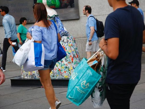 La confianza de los consumidores en la UE baja en julio