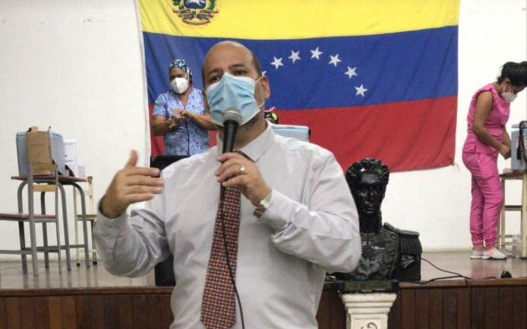 """EXCLUSIVA TMP   Jorge Chayeb, el concejal del PSUV que propone un """"nuevo ecosistema económico"""" en Chacao"""