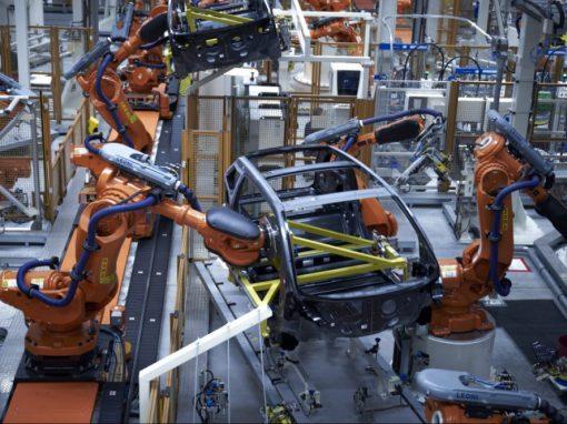 Los precios industriales en España registraron el mayor repunte en 38 años