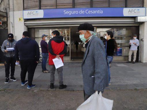 El Desempleo en Chile se ubica por debajo del 10% en junio