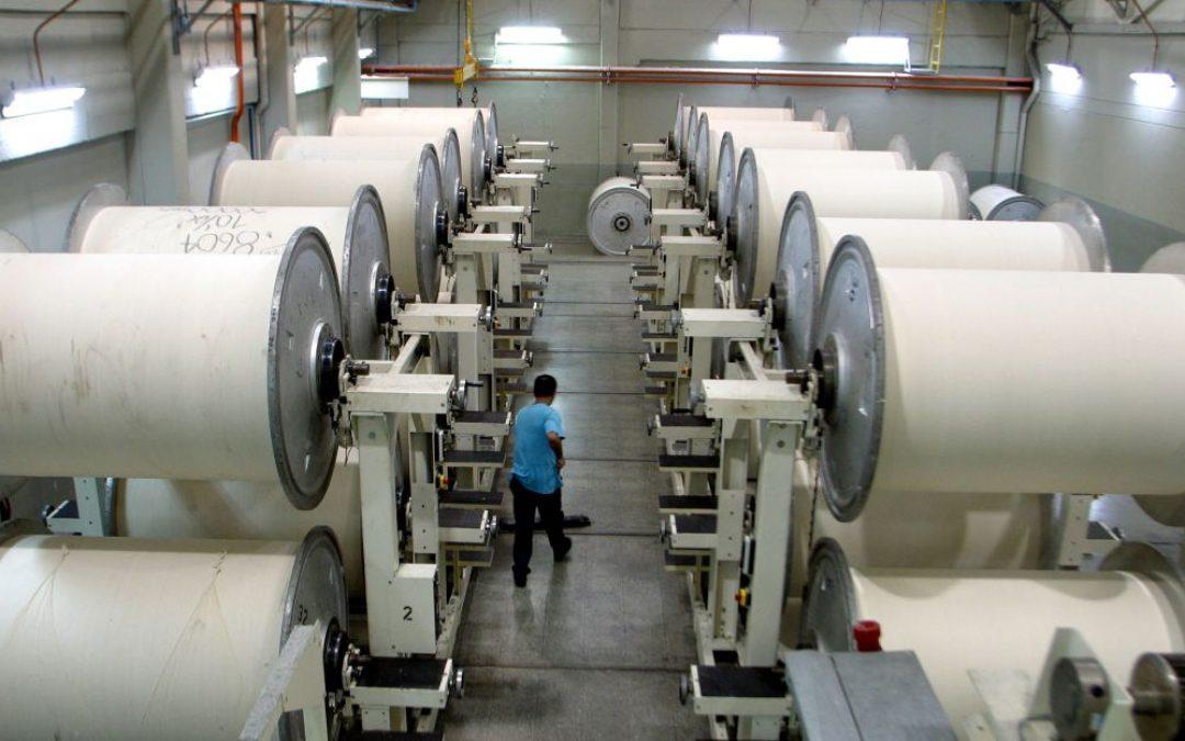 Producción Industrial de Colombia en junio se ubicó en 13,8 %