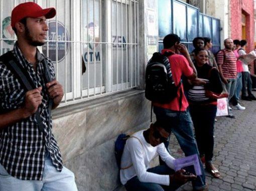 El desempleo en Brasil desciende en el segundo trimestre