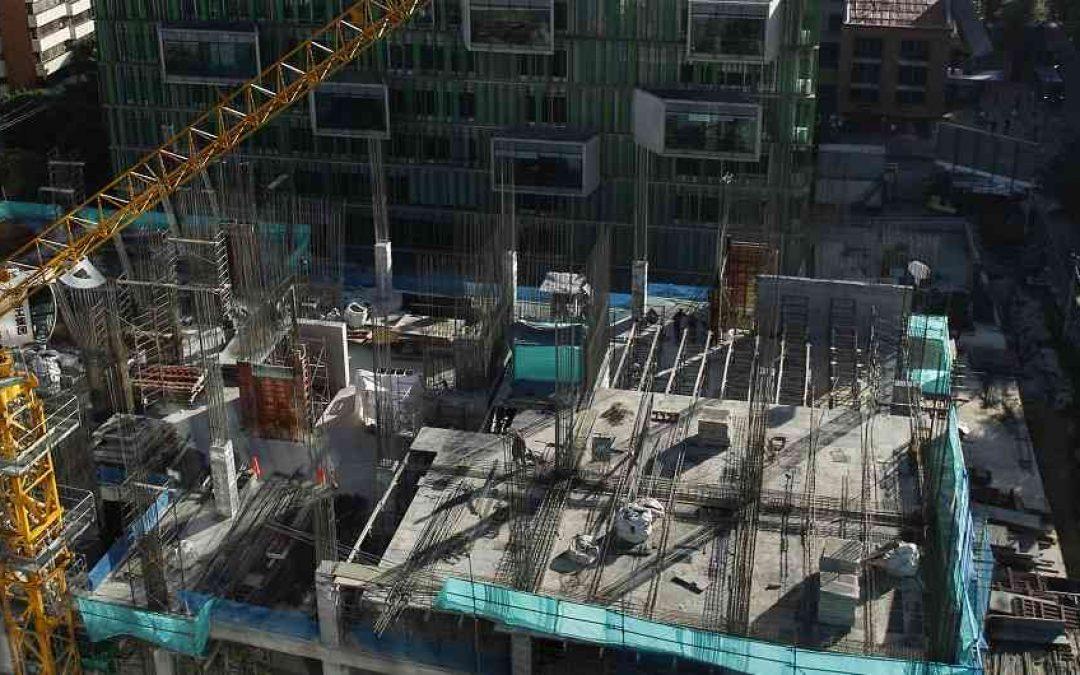 Sector construcción de Europa estima un crecimiento del 7% en 2021