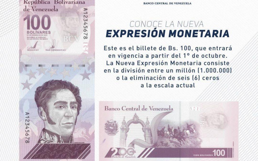 Academia de Ciencias Económicas pidió al gobierno de Venezuela explicar el alcance de la reconversión monetaria