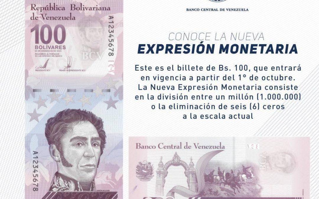 Los nuevos billetes de la reconversión aún no se han visto en todo el país