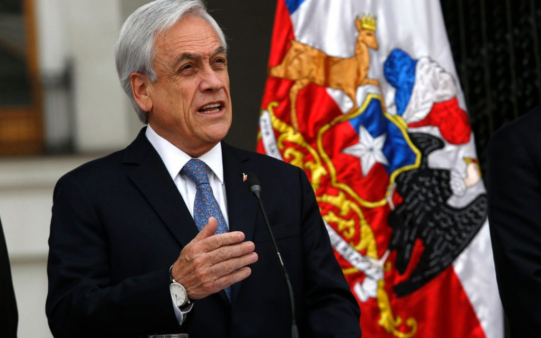 Gobierno chileno extenderá ayuda pandémica a familias hasta diciembre