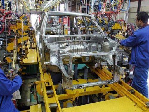 Producción industrial de Brasil creció un 1,2 % interanual en julio