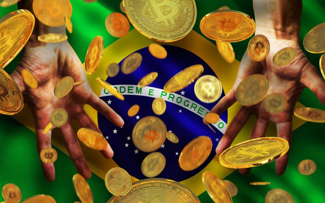 Brasileños quieren que BTC sea moneda de curso legal en su país