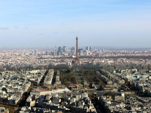 La actividad económica de Francia crecerá un 6,25 % en 2021