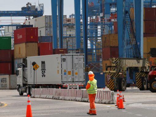 Chile registra un superávit comercial de USD 6 millones en agosto