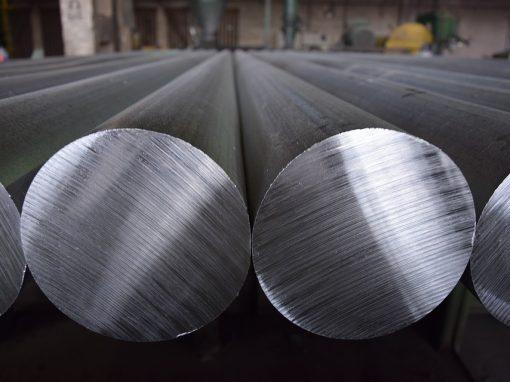 Aluminio logra récord por primera vez desde 2008