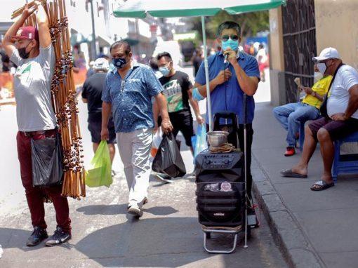 El desempleo en Lima se ubicó en el 9,5 % en segundo trimestre 2021