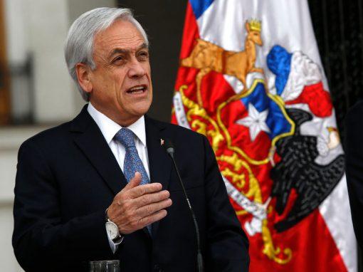 Piñera presenta un nuevo proyecto de pensiones