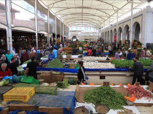 Los precios mundiales de los alimentos aumentan en agosto