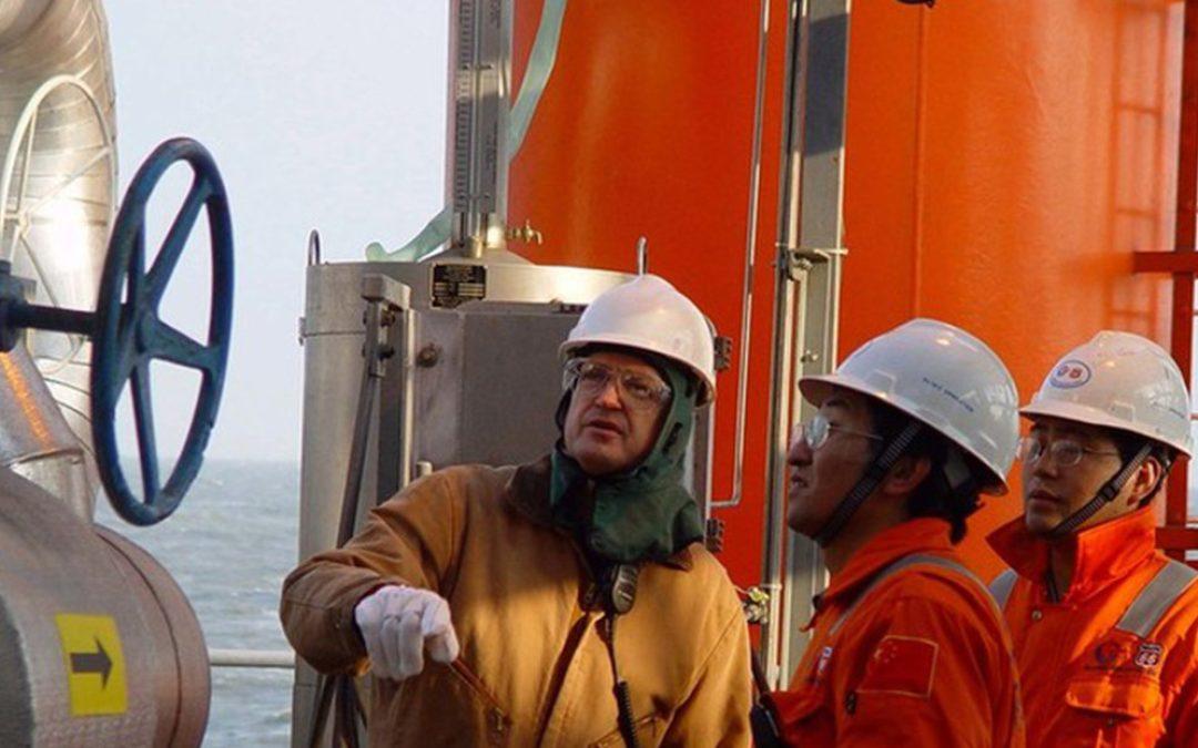 China descubre un gigantesco yacimiento petrolífero en aguas del mar Amarillo