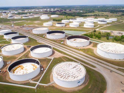 El petróleo supera los 85 dólares por barril y el Brent se apunta su séptima subida semanal
