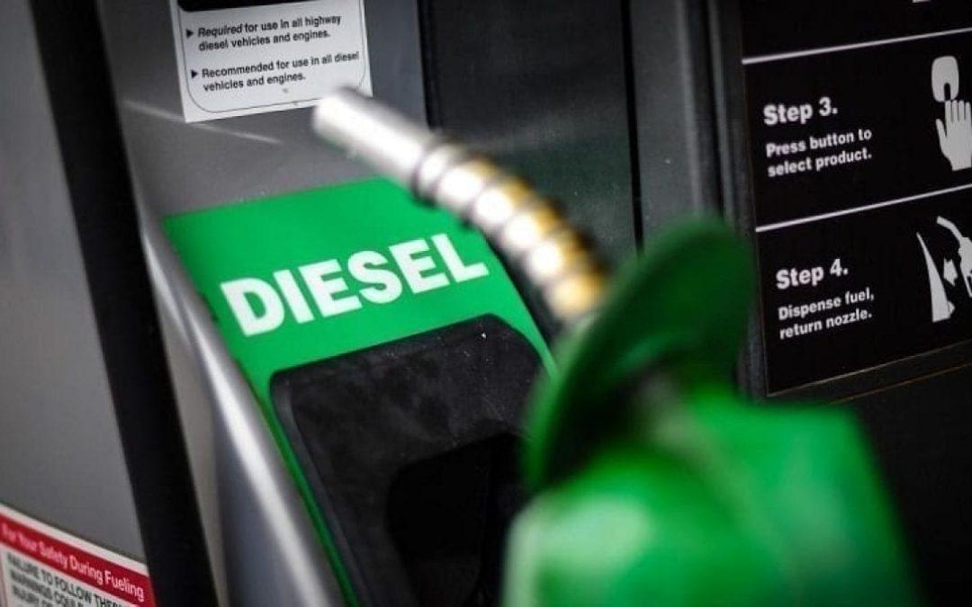 ¡Hicieron un ajuste! PDVSA autorizó el aumento del diésel a UDS 0,50 por litros