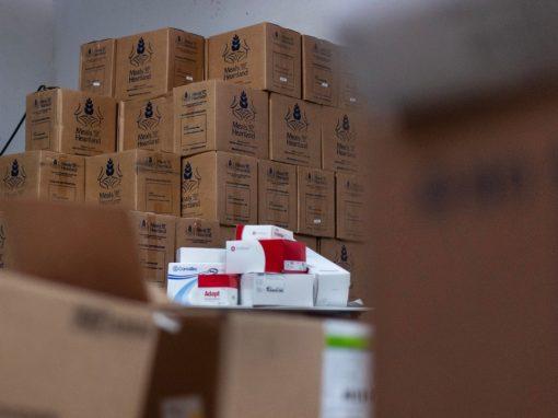 2.7 millones de personas recibieron algún tipo de ayuda humanitaria hasta agosto de 2021