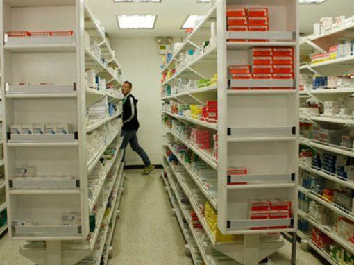 En Venezuela la producción de fármacos aumentó en un 20%
