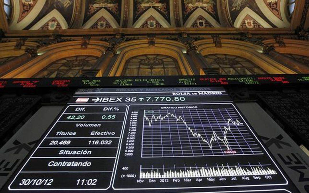 El desplome del Ibex ronda ya el 2%, y otras bolsas europeas caen más
