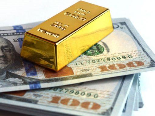 El aumento de los rendimientos y la fortaleza del dólar presionan al oro a la baja, pero todo depende del informe de empleo