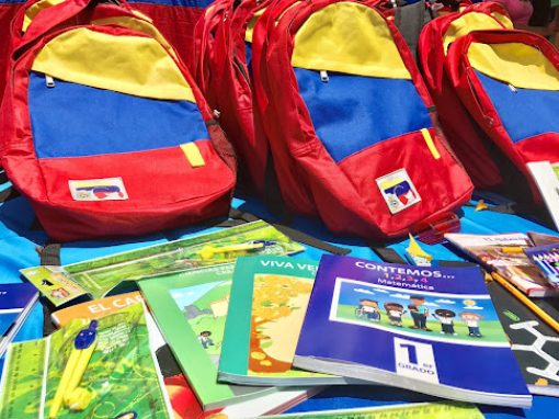 Exoneran de IVA e ISLR las ventas de útiles y uniformes escolares